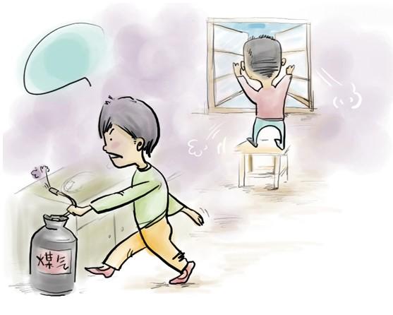 烟台120救治急症增多 煤气中毒、呼吸急症高发